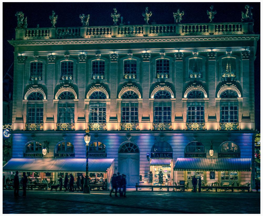Place Stanislas - Nancy - France by Leo