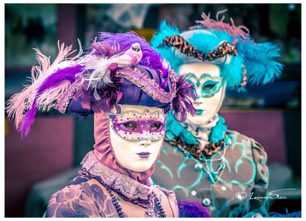 Carnaval Vénétien-Remiremont by Leo