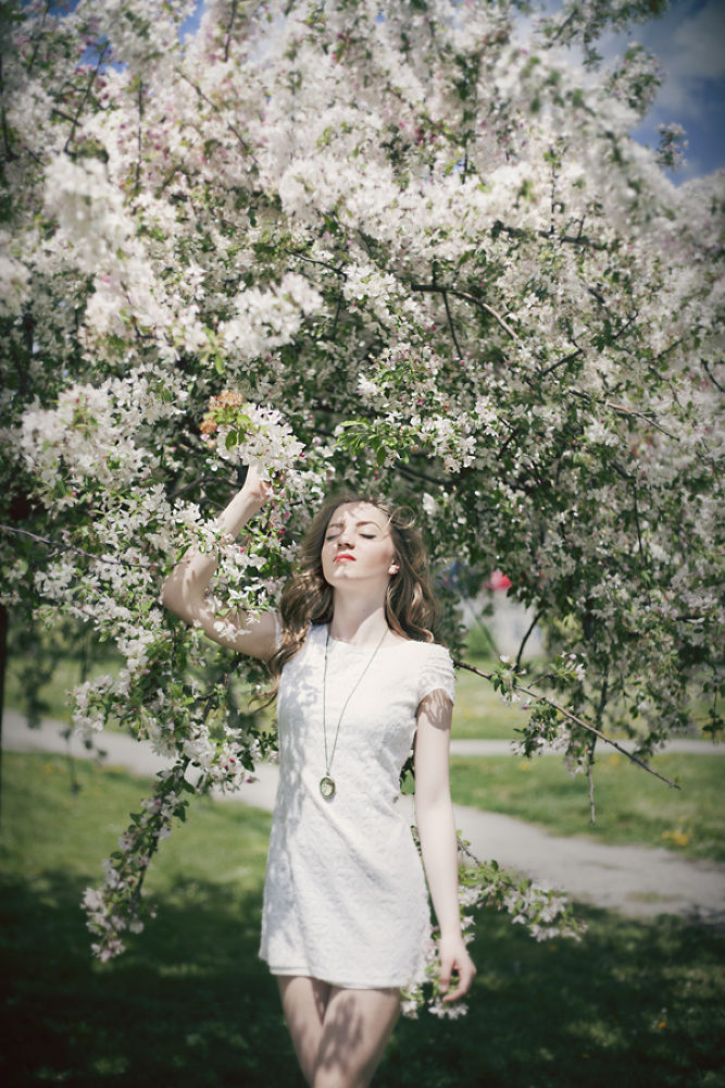 White by Nina Masic