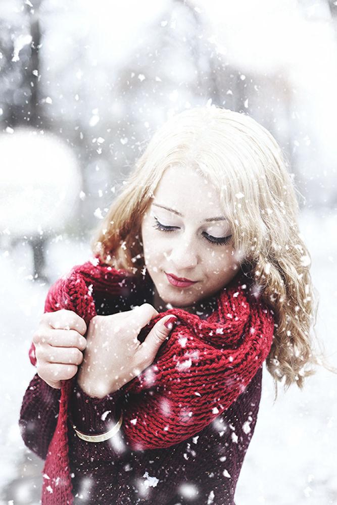 Snow by Nina Masic