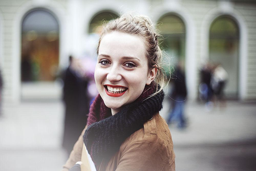 Just smile by Nina Masic