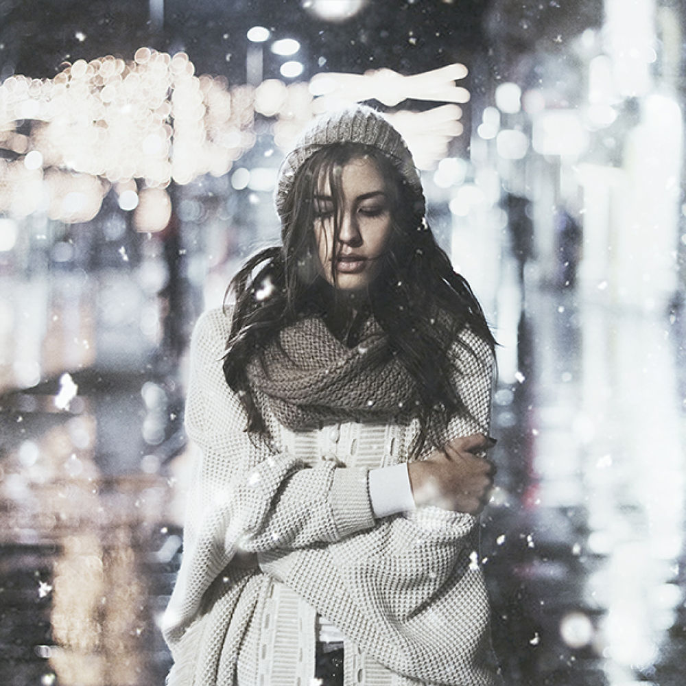 It's cold outside by Jovana Rikalo