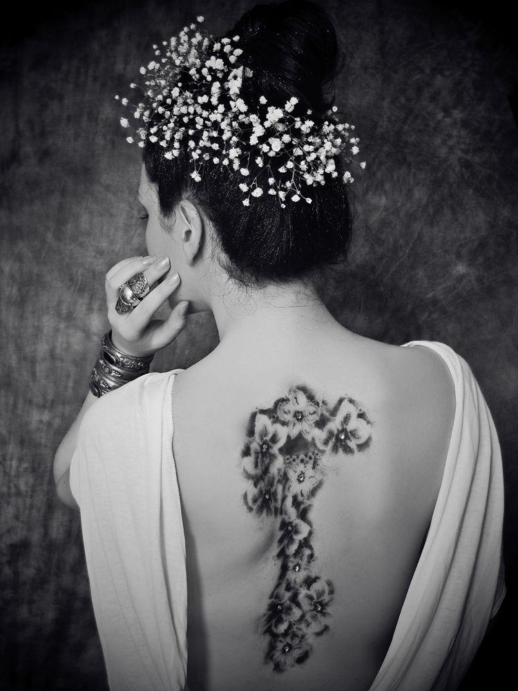 Greek Goddess Flora series by MNPhotography