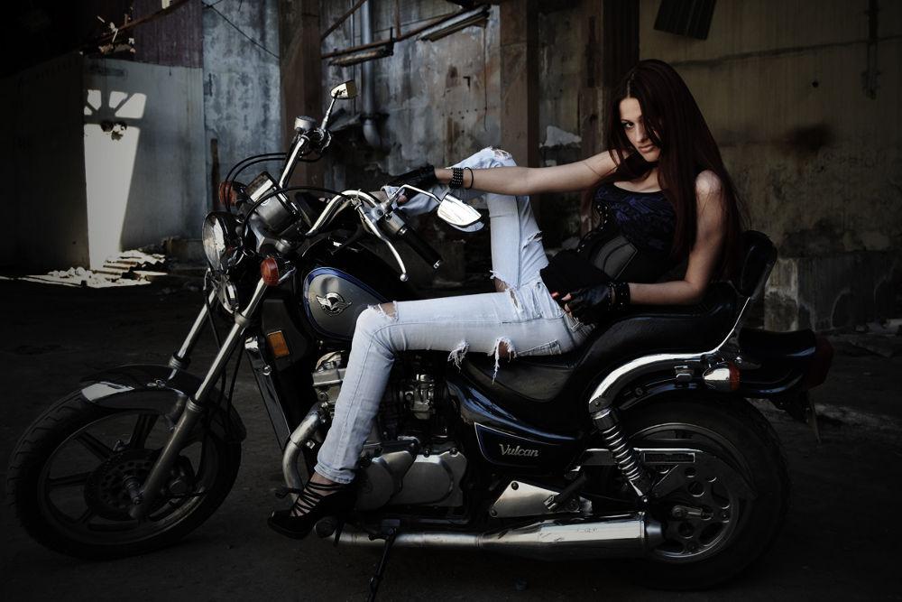 Biker series by MNPhotography