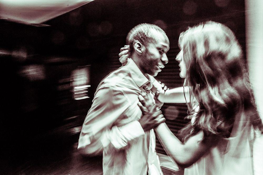 Photo in Random #passion #movement #theater #man #woman #love