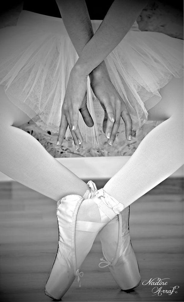 professional Ballet dancer. by nadeenarraf