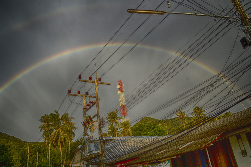 rainbow by woodyk2