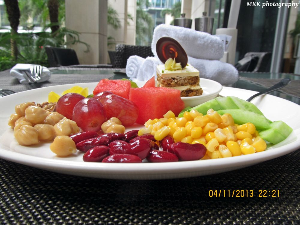 An Healthy diet  by MittaKishan