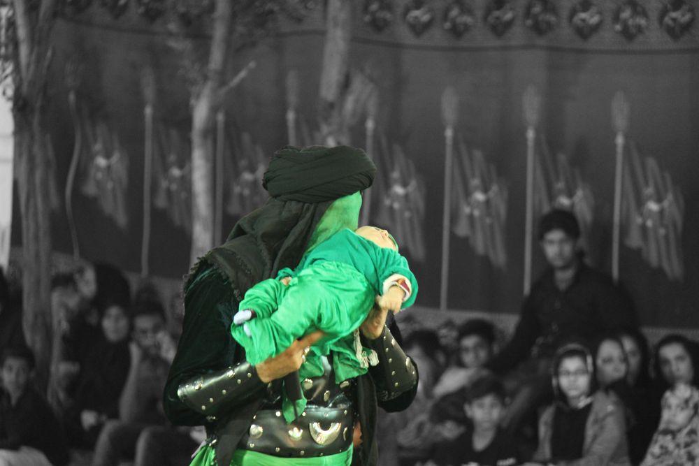 ceremony religious by mehdi vatan parast