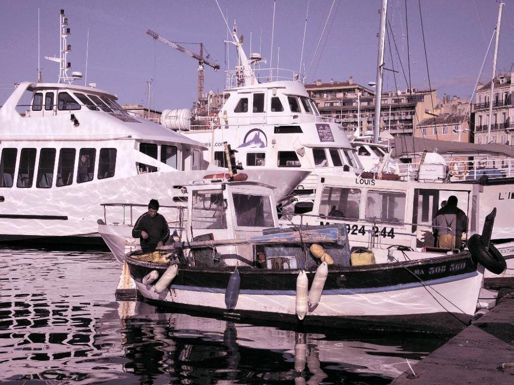 Marseille ! by hanspeterfassmann