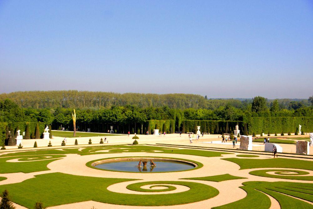 Versailles-France ! by hanspeterfassmann