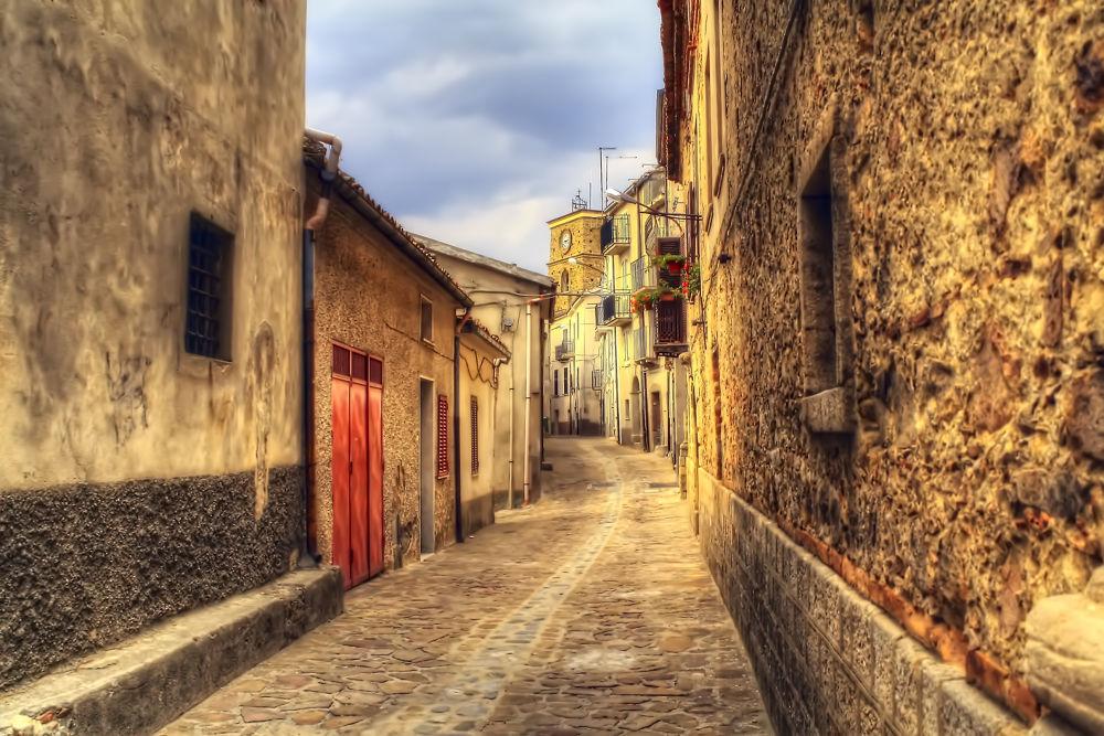 via San Francesco  Bocchigliero (cs) by mimino