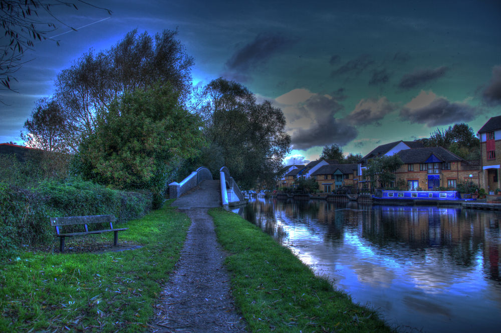 hdr by Alan Travis