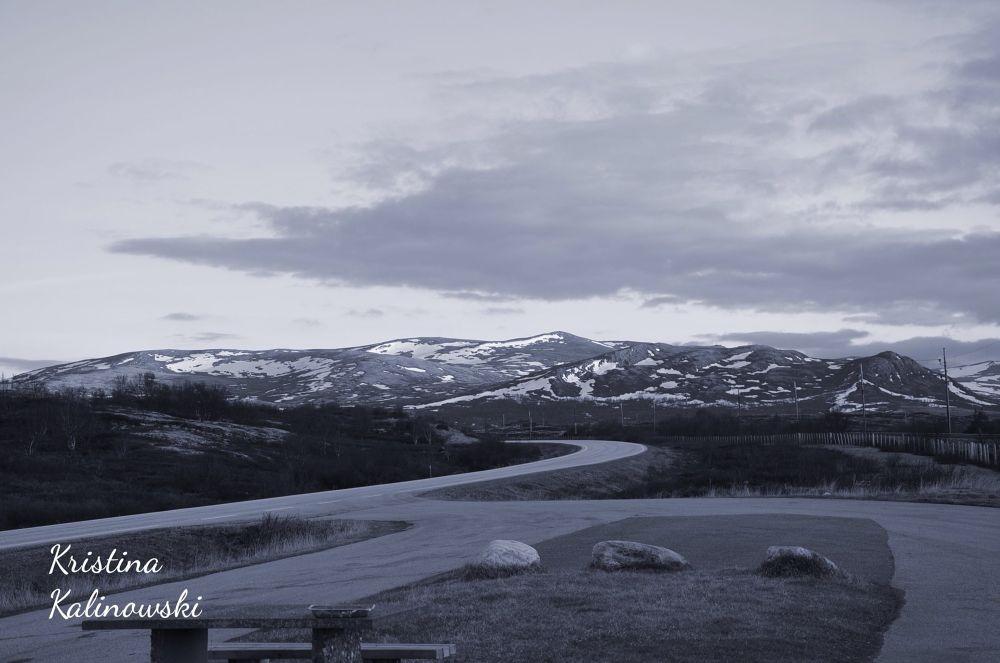 Norwegen by Kristina Kalinowski