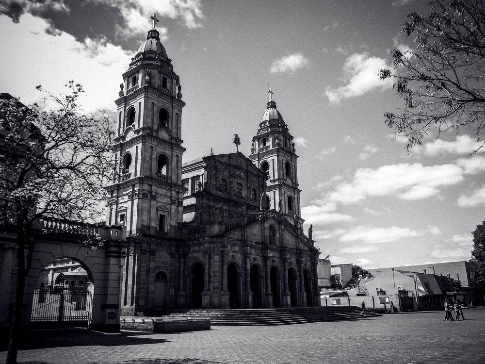 Catedral Angelopolitana by Gabriele Petkowicz Kissel