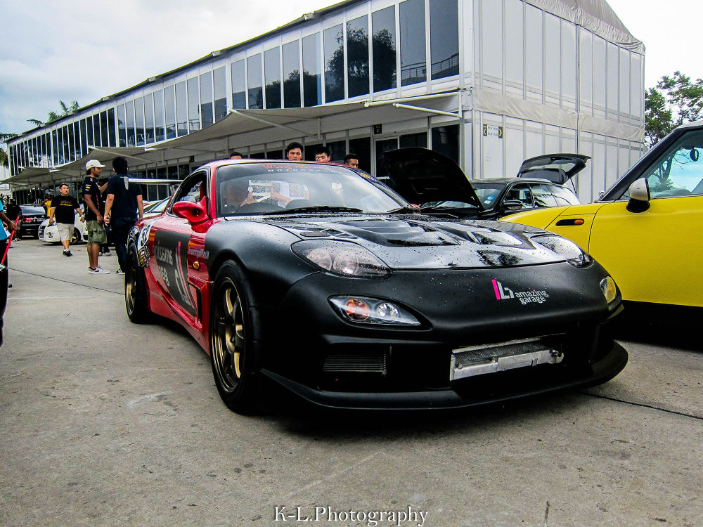 Mazda RX-7 FD3S by Kenneth Low