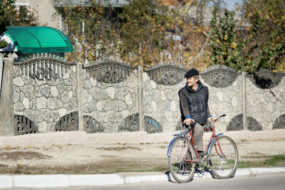 cyclist by danielgherasim50