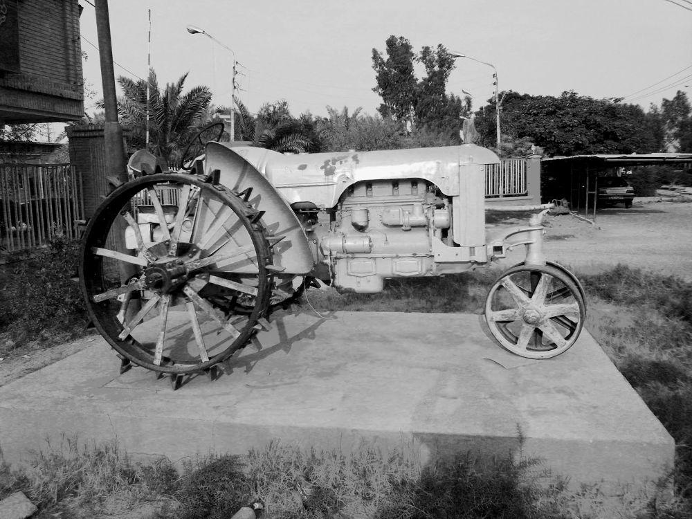 old car by maryam
