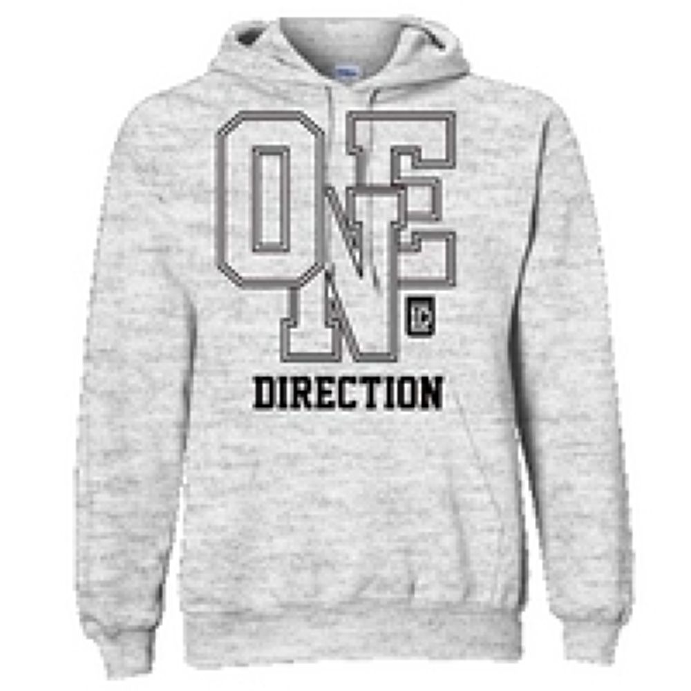 One-Direction-One-Direction-Grey-Marl-Hoodie (1) by KaylinOfficial17