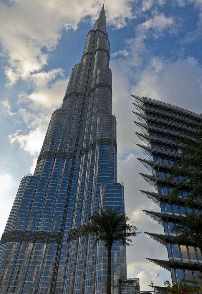 Burj Khalifa by macmue