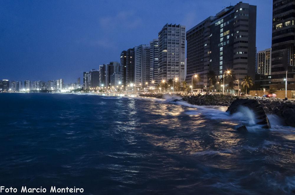 Beach Fortaleza by MarcioMonteiro