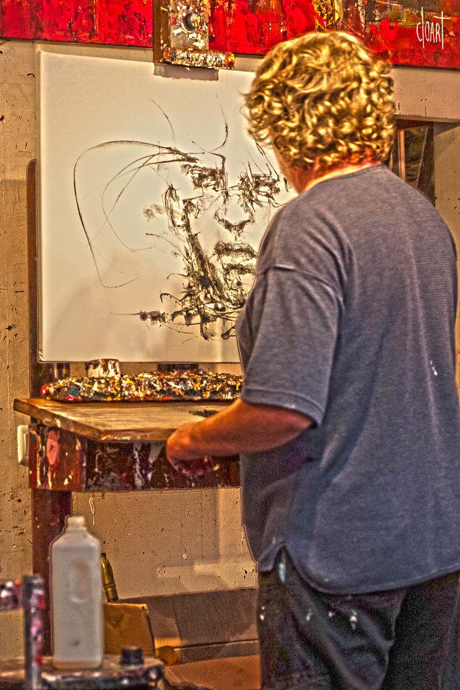 Artiste peintre by photosdan