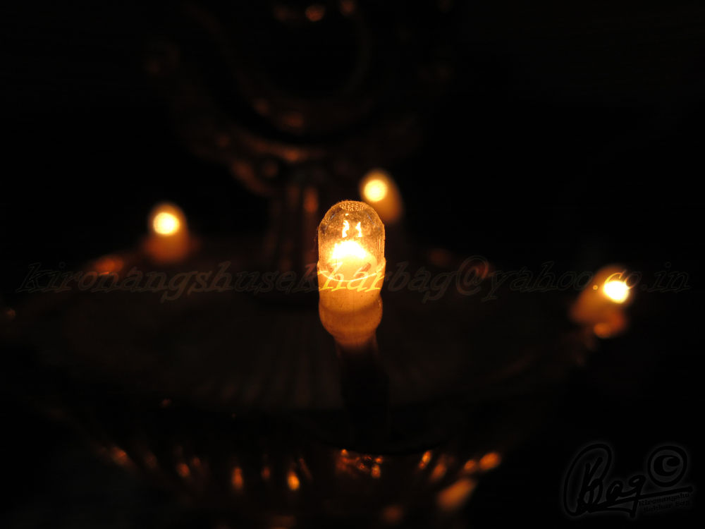 light by Kironangshu Sekhar Bag