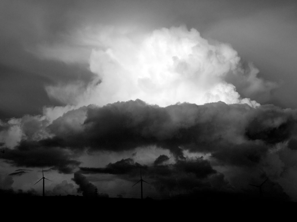 Storm Cell by PeteB