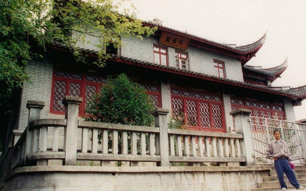 Zhejiang_Xikou_Village-105 by Arie Boevé