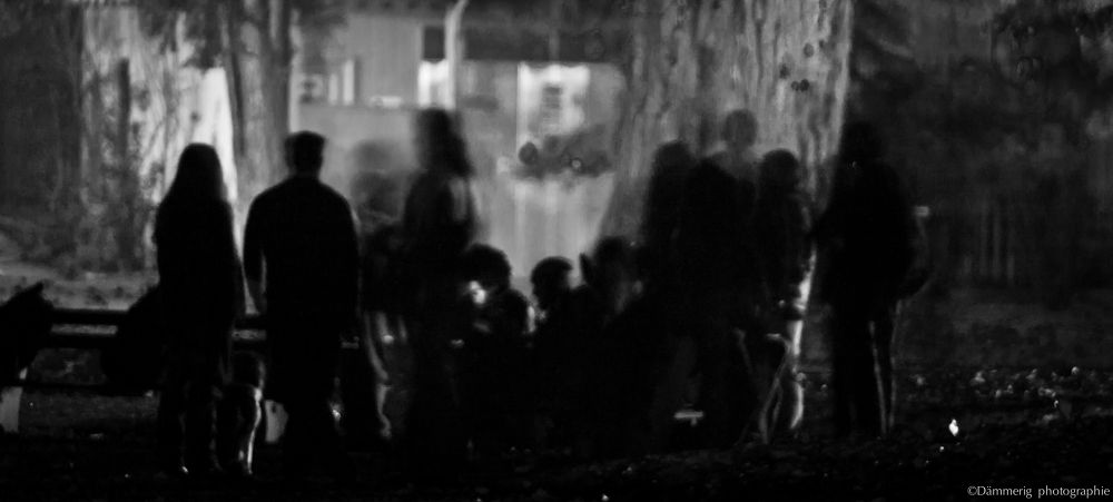le peuple de la nuit by DammerigPhotographie