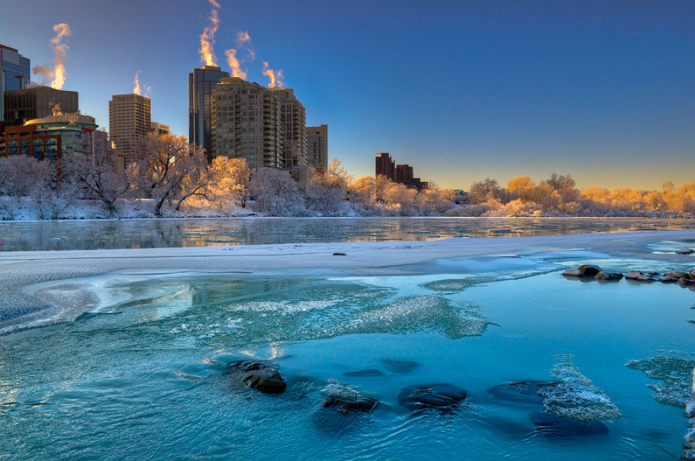 Urban Winter by minky56