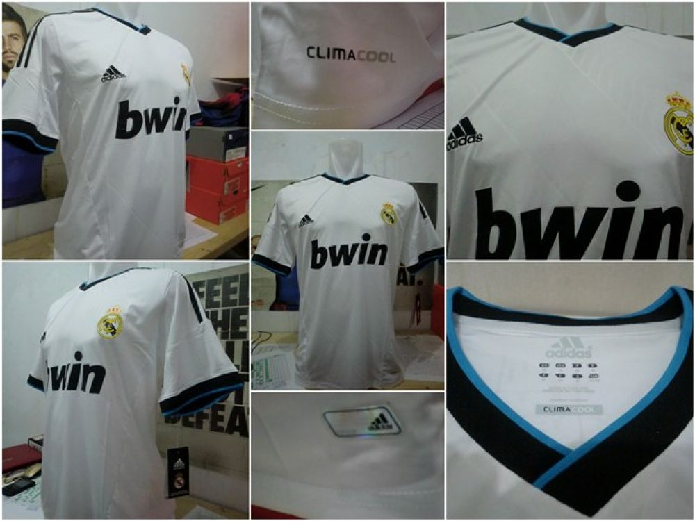 REAL MADRID HOME by tedjovi