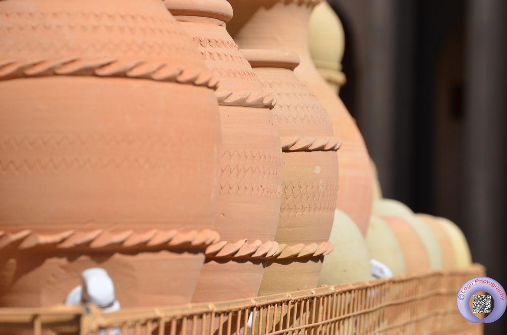 Pots by Loganathan Chinnasamy