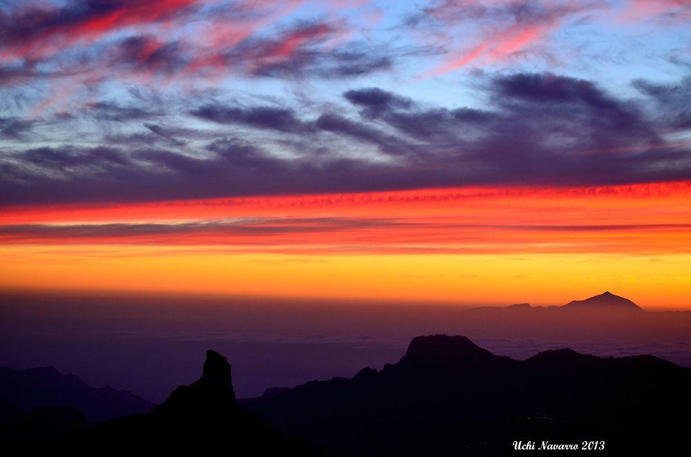 Gran Canaria. by UchiNavarroAlonso