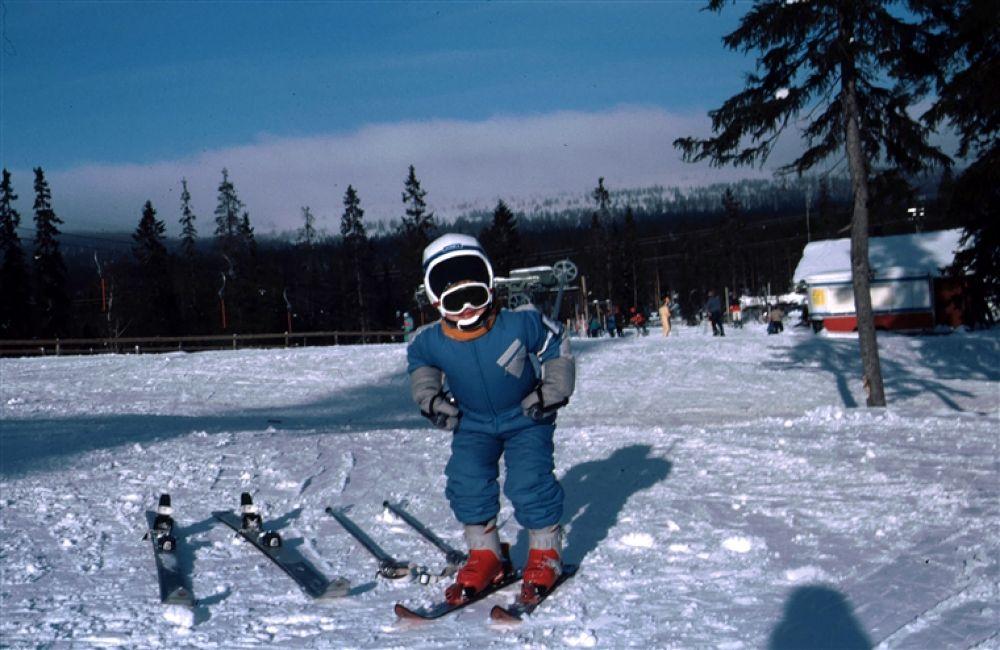 Photo in Random #80 #lekåsa #skidor