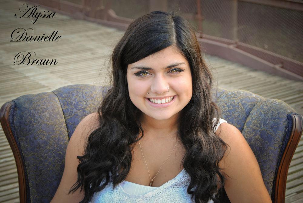 Senior!!! by Alyssa Danielle Braun