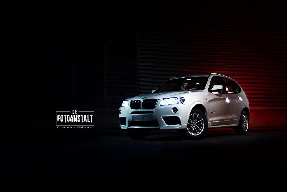 BMW X3 M  by DieFotoanstalt