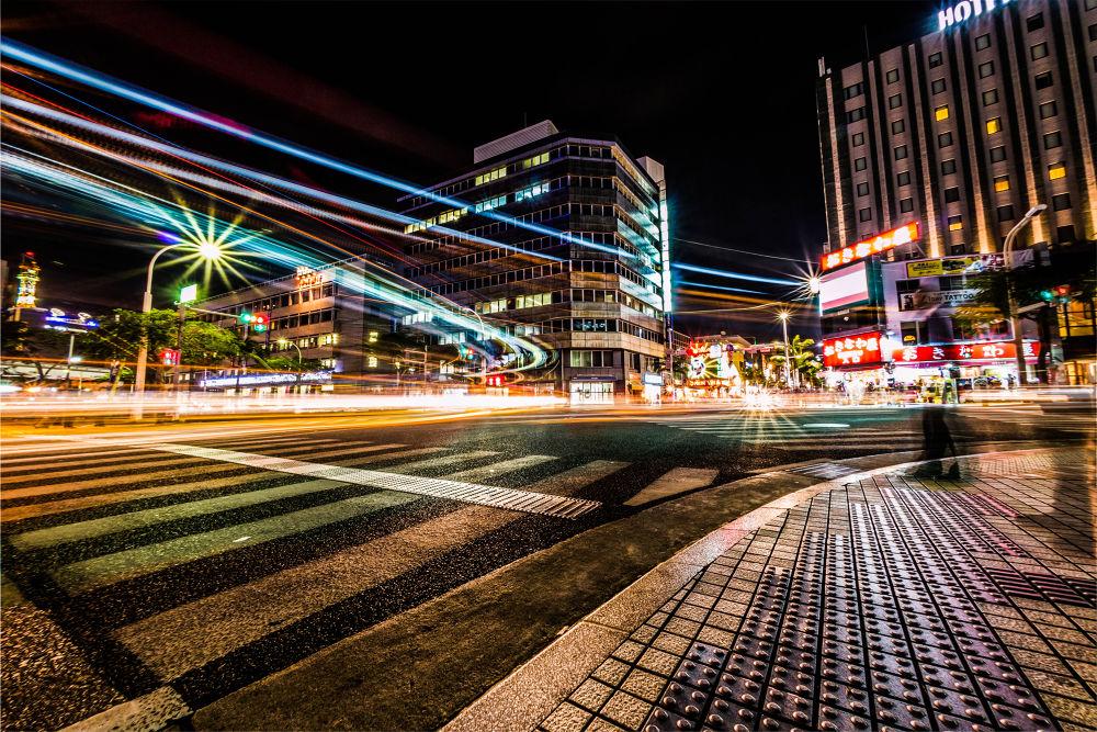Kokusai Dori, Naha, Okinawa, Japan by CarpeDiemPhos
