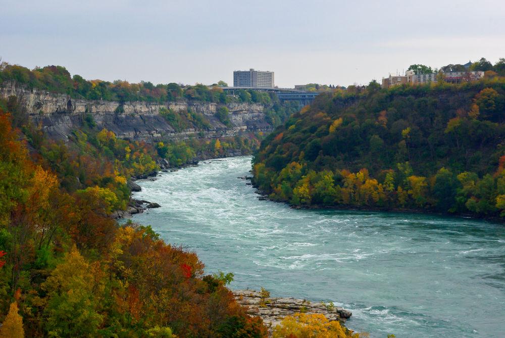 Niagara Falls, Canada by chuckhildebrandt7