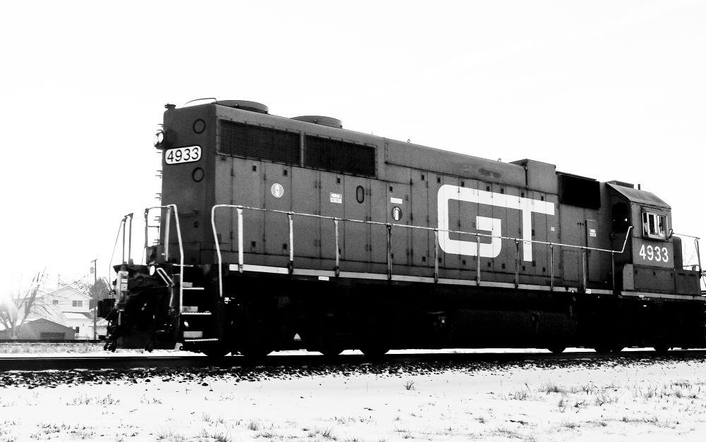 Train by chuckhildebrandt7
