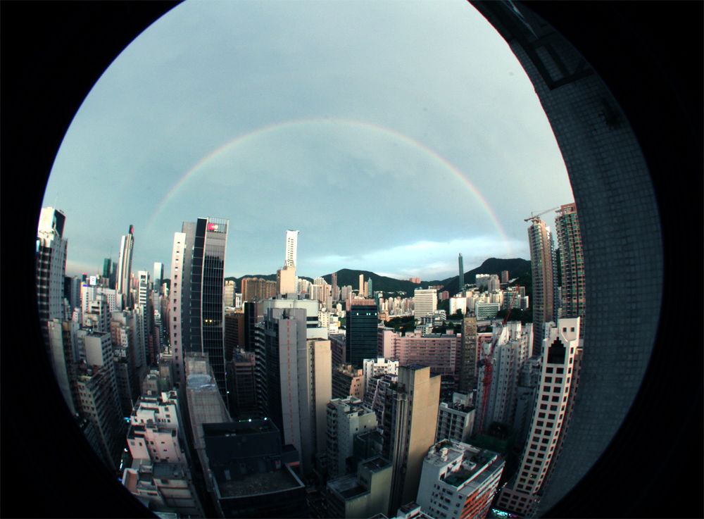 Rainbow by tangyuiching