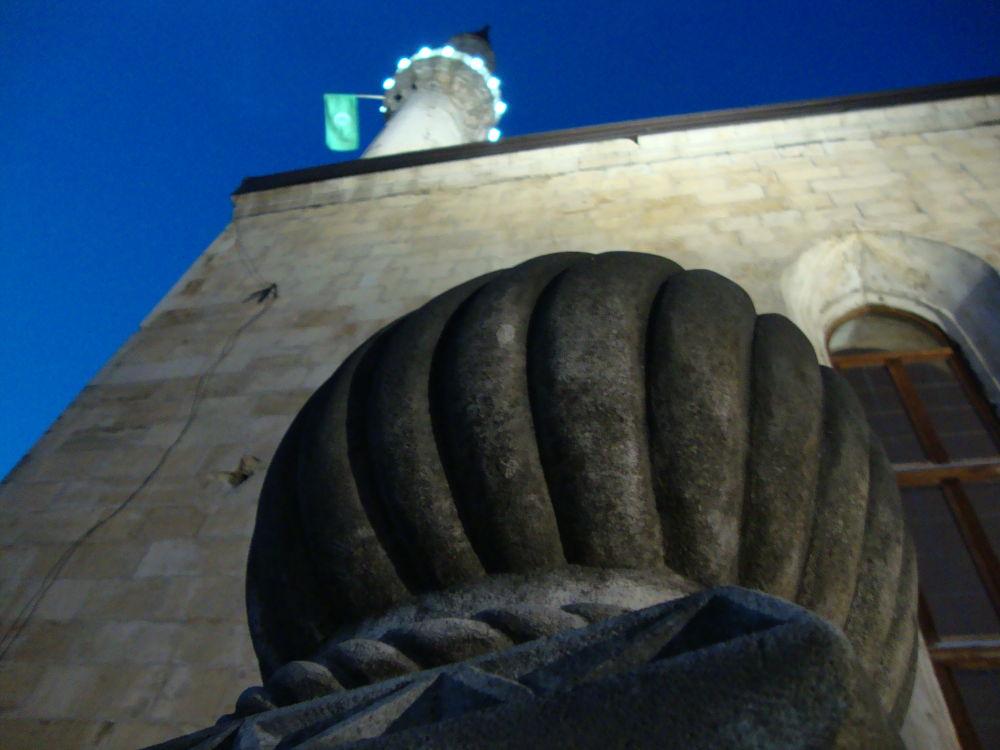 Fethija mosque in Bihac by Eki