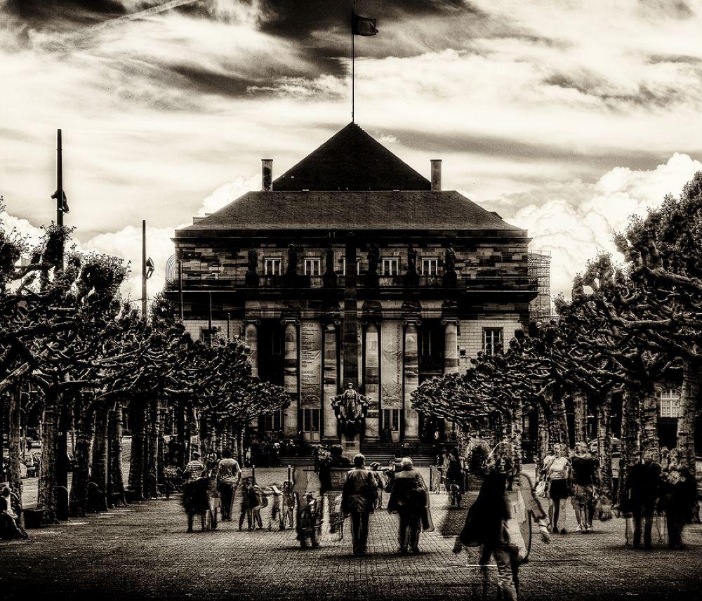 Strasbourg-5 by SB-Prod