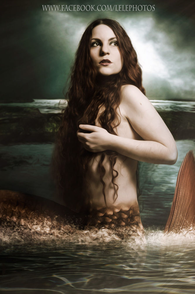 Mermaid by LeLe Photography