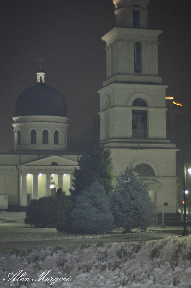 iarna in chisinau decembrie2013 by alexandrmorgoci