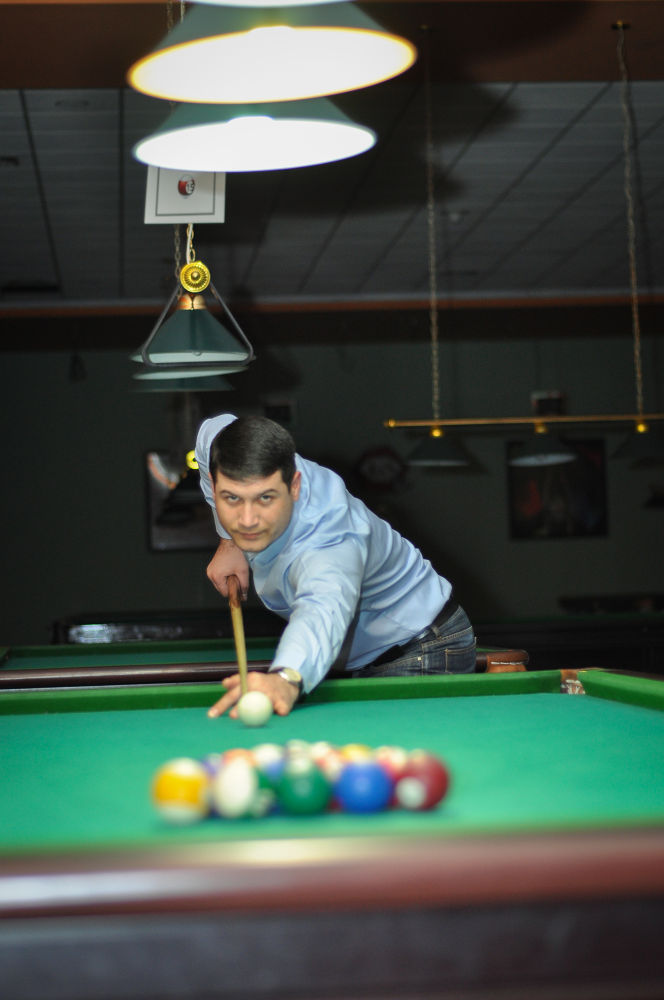 Billiards Games by alexandrmorgoci