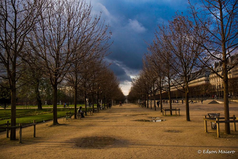 Jardim des Tuileries by emaiero