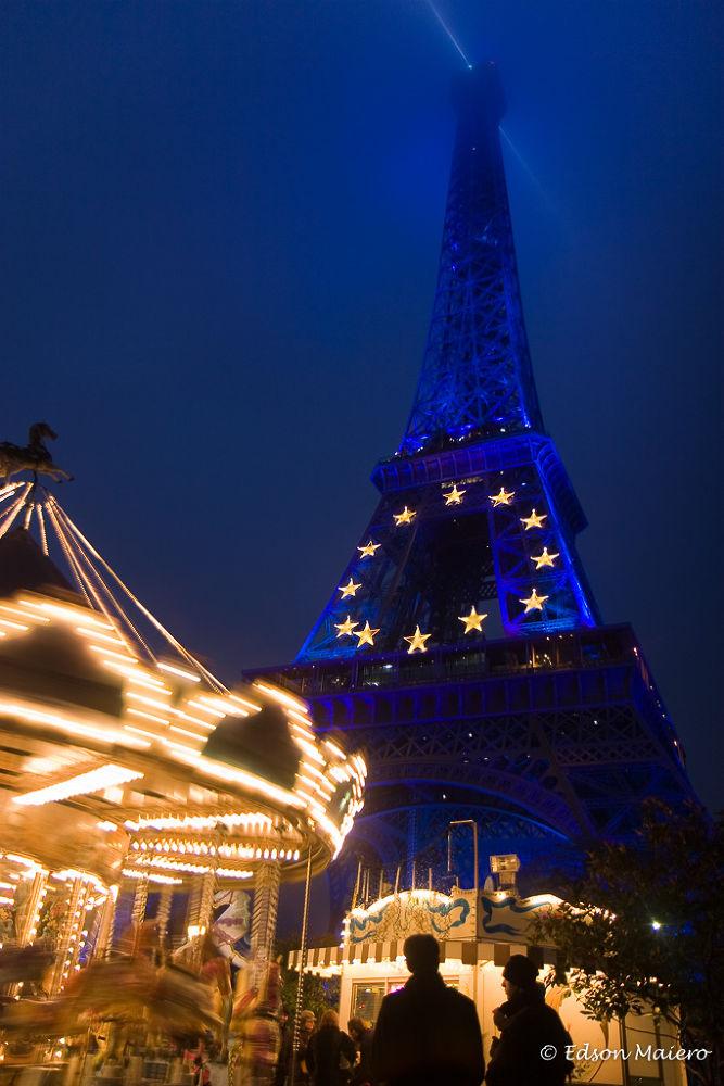 Torre Eifel by emaiero
