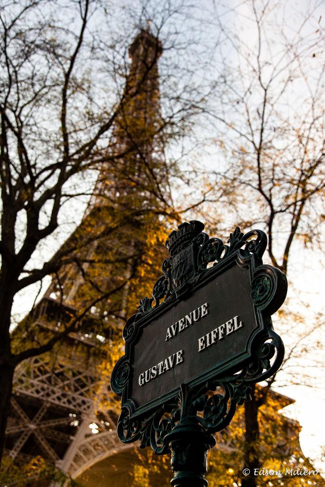 Avenue Gustave Eiffel by emaiero