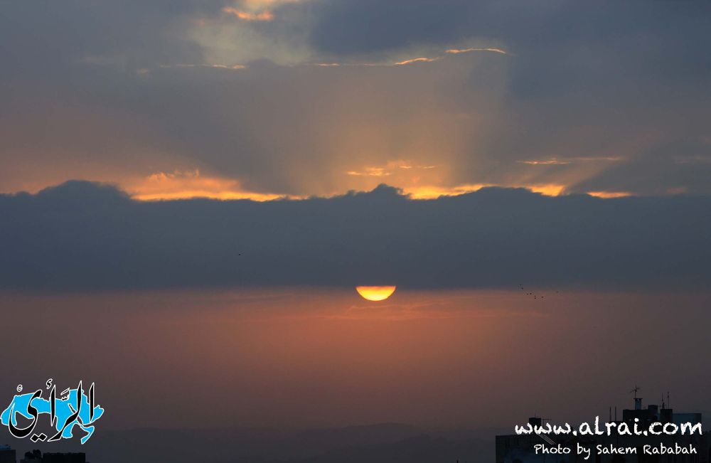JORDAN-AMMAN -Sunrise  by Sahe